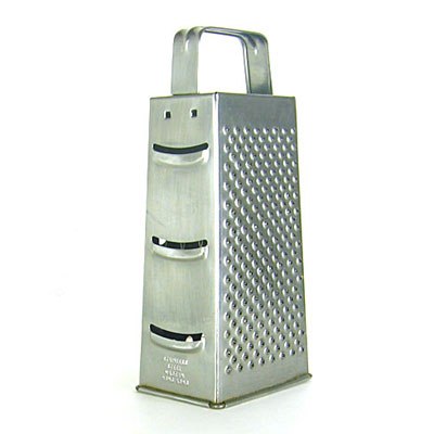 how to use a grater safely